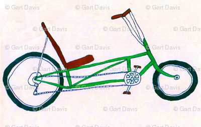 Velveteen Bike