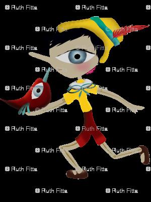 A1 February 2011 - Pinocchio Pinotxo Pinocho Pinoquio