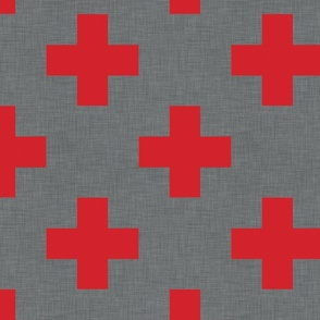plus_one_red_linen