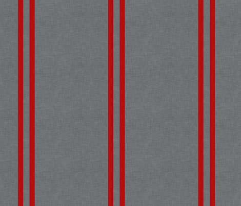 linen_stripes fabric by holli_zollinger on Spoonflower - custom fabric