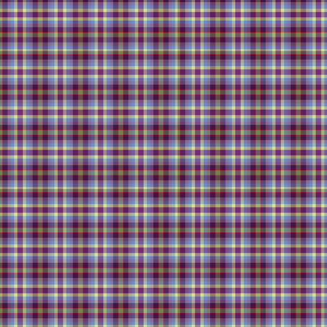 Tartan Purple Posh fabric by captiveinflorida on Spoonflower - custom fabric