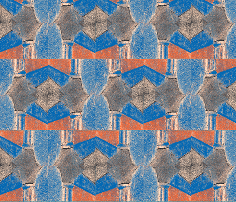 Hands on the Wheel fabric by susaninparis on Spoonflower - custom fabric