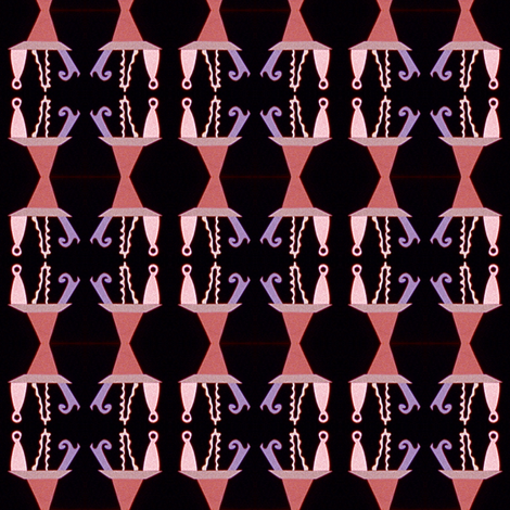 Lingerie Game Pieces fabric by boris_thumbkin on Spoonflower - custom fabric
