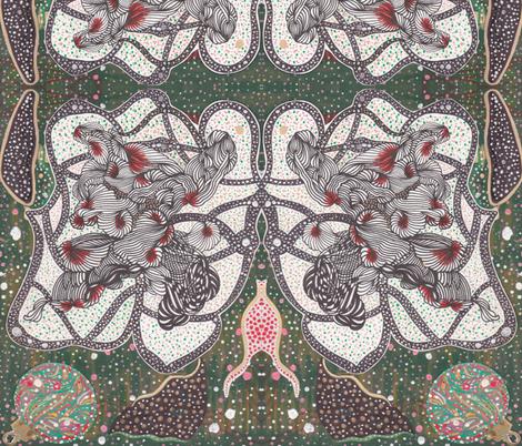 JamJax Jingle Bells fabric by jamjax on Spoonflower - custom fabric