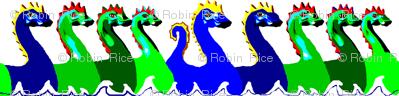 Wonderful Water Dragons