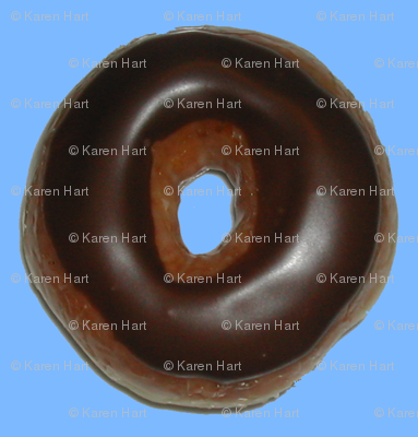 chocolateglazeddonut
