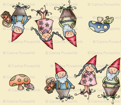 Gnomeland - A Family