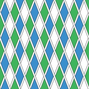 The Jester's Party, Courtly Pattern