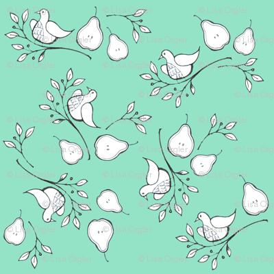 Birds & Pears