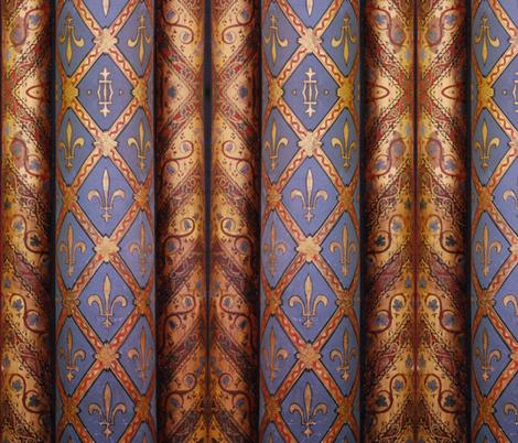 Frfleurdelys fabric by daisy617 on Spoonflower - custom fabric