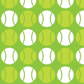 Tennis Fabric Wallpaper Amp Gift Wrap Spoonflower