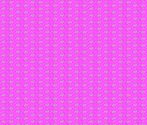 I Heart Daisies fabric by robin_rice on Spoonflower - custom fabric
