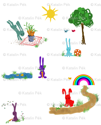 rabbits habbits