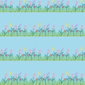 Pointillism Garden