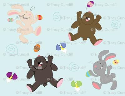 bunnies_with_eggs