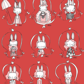 Years of the Rabbit