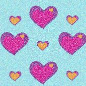 groovy_hearts_pointillised