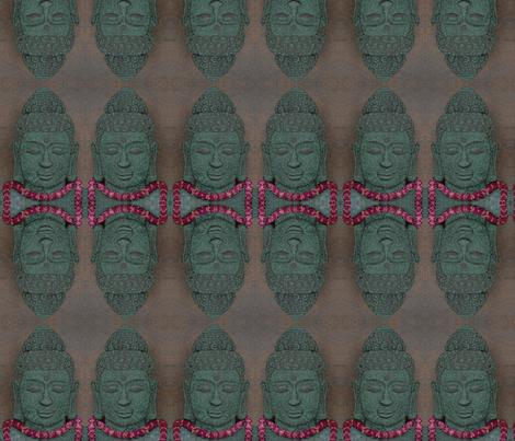 buddhasmall fabric by corinnevail on Spoonflower - custom fabric