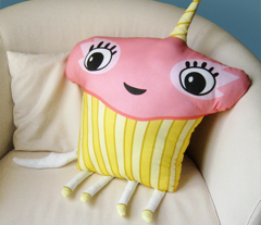 cupcakicorn stuffed creature