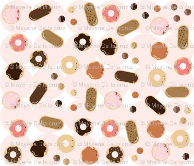 Ditsy Donuts