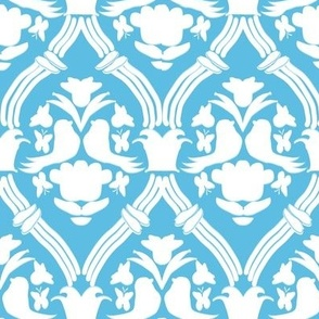 "HAPPY DAMASK in ""SKY MODERN"""