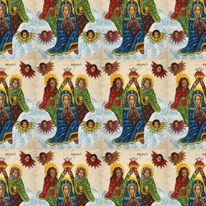 Ethiopian_angels_with_Mary_fabric