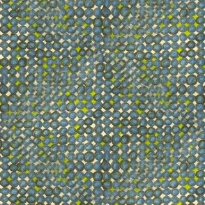Vintage percale dots-copy original