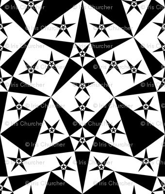 white_black_star