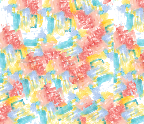 melbourne fabric by tamptation on Spoonflower - custom fabric