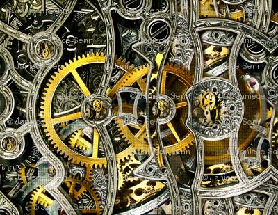 Clockworks Medium