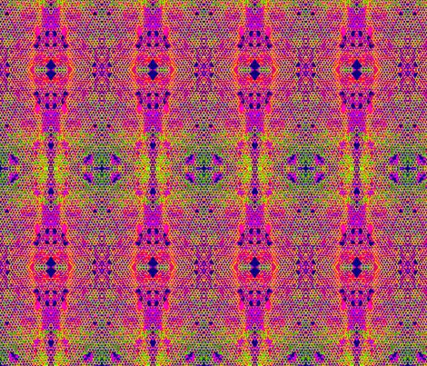 Undulating Optical Stripe fabric by robin_rice on Spoonflower - custom fabric