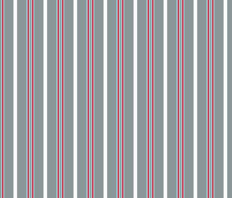 Stormy Stripe fabric by may_flynn on Spoonflower - custom fabric