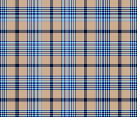 Pop's Plaid fabric by may_flynn on Spoonflower - custom fabric