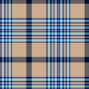 Pop's Plaid