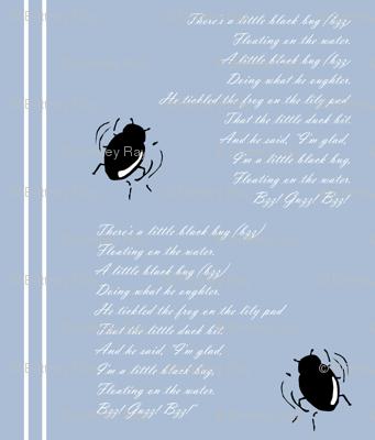 Little Black Bug