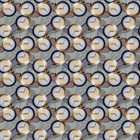 ©2011 polyticks fabric by glimmericks on Spoonflower - custom fabric