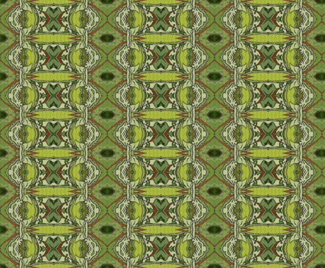 ©2011 glimmericks500 fabric by glimmericks on Spoonflower - custom fabric