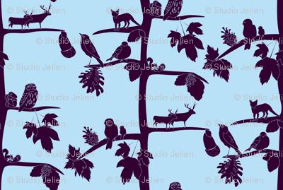 Forrest-animals Tree