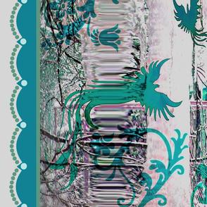 Turquoise Ice