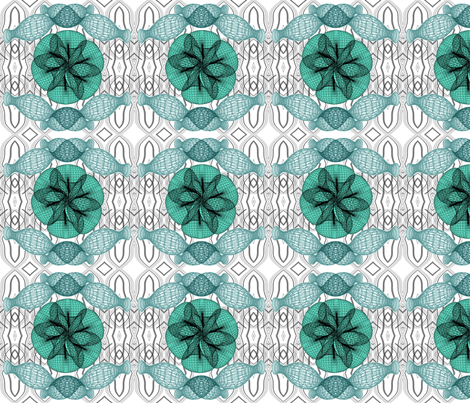 Springly fabric by staceyjoy on Spoonflower - custom fabric