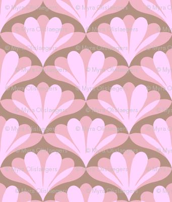 fan gras pink