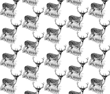 Oh Deer! fabric by myracle on Spoonflower - custom fabric