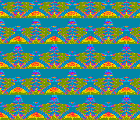 Southwest Spring fabric by robin_rice on Spoonflower - custom fabric