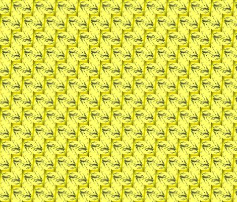 ZigZag Milkweed fabric by robin_rice on Spoonflower - custom fabric