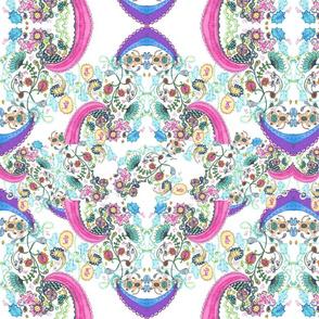 Doodley Doo Tileable Pattern