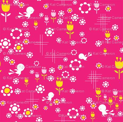 Russian pinkbirds