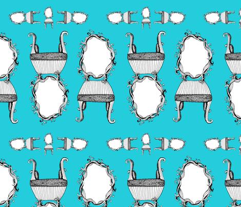 Silya fabric by theindyplayground on Spoonflower - custom fabric