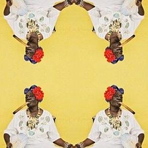 Mama Samba fabric