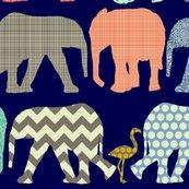 Rbaby_elephants_and_flamingos_navy_st_sf_custom_shop_thumb