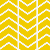 chevron stripe in gold